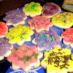 Sugar Cookies MummyJacks