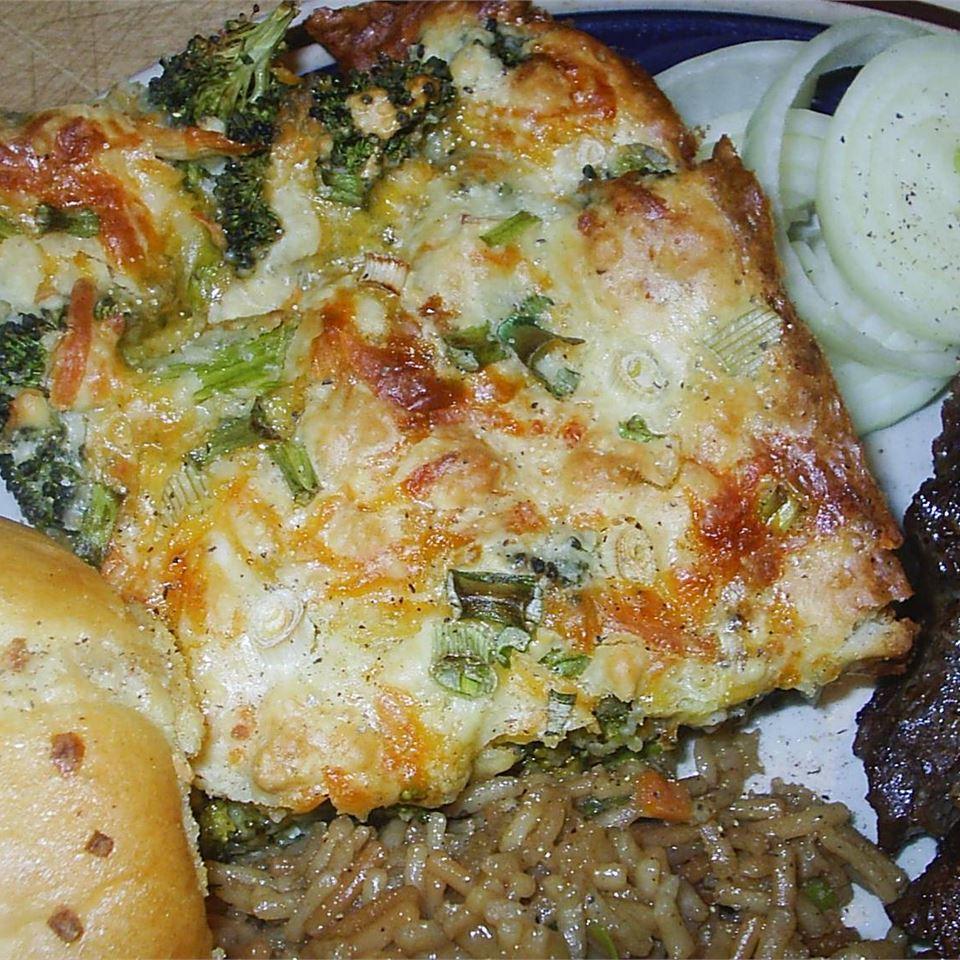Broccoli Pie ZELDA621
