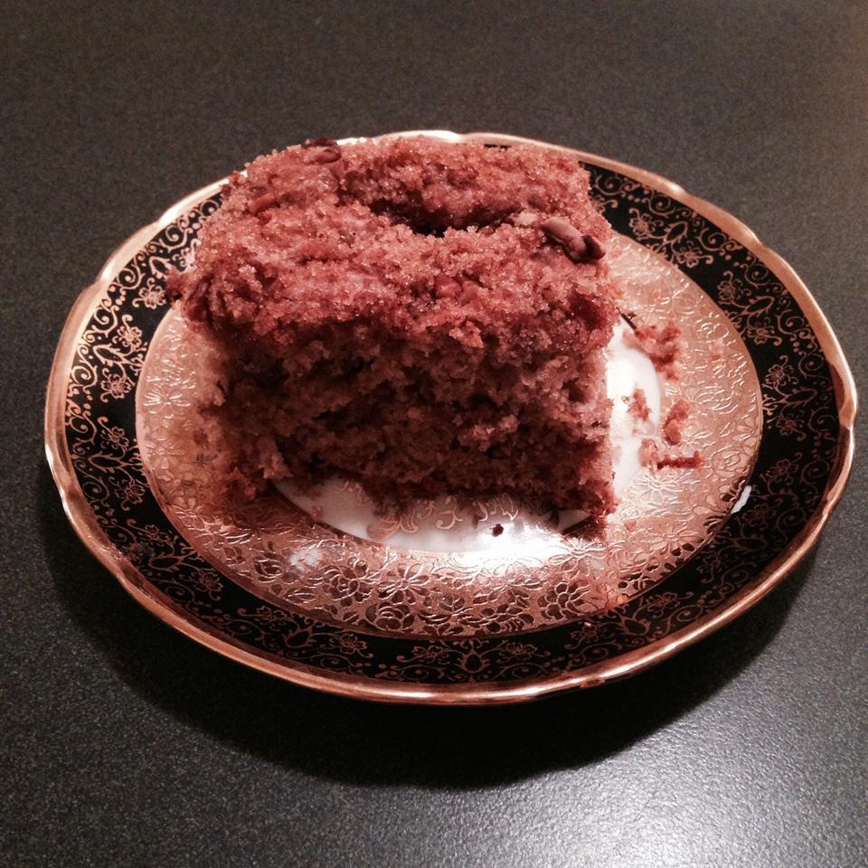 Apple Butter Spice Cake Eve