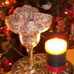 Chocolate Walnut Rum Balls LRios
