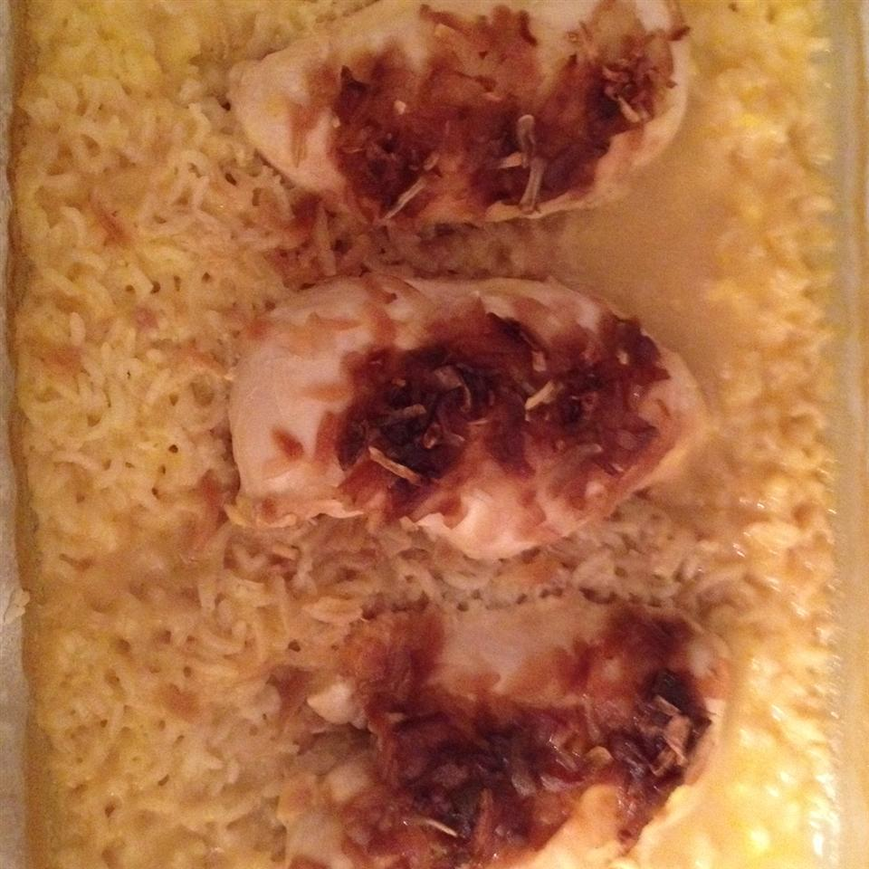 Easy and Delicious Chicken and Rice Casserole
