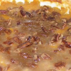 Slow Cooker Sweet Potato Casserole busymommy