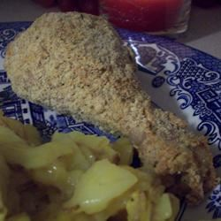 Parmesan Chicken II CookinBug