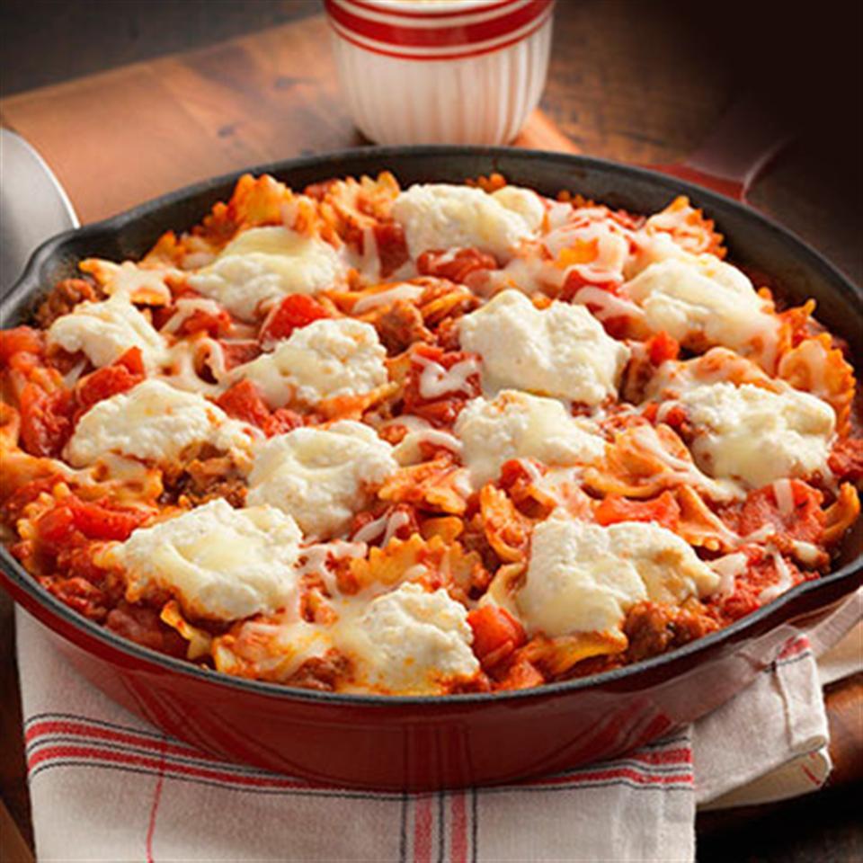 Hunt's® 'Classic' Skillet Lasagna Trusted Brands