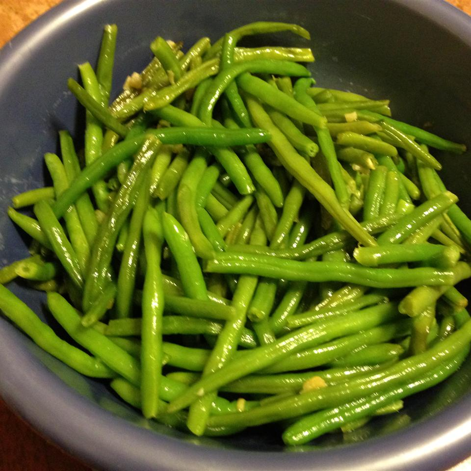 Easy Garlic Green Beans KevinBerry7406