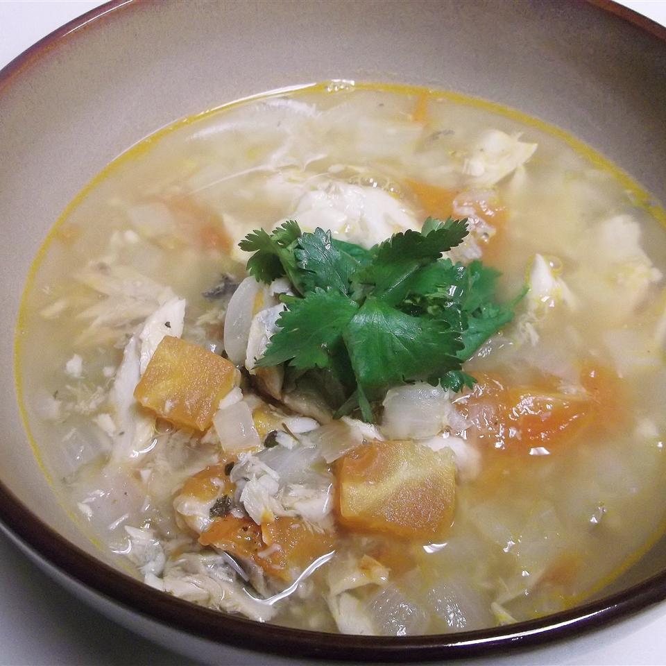 Salmon Stew (Abalos Style) RINGONIAN