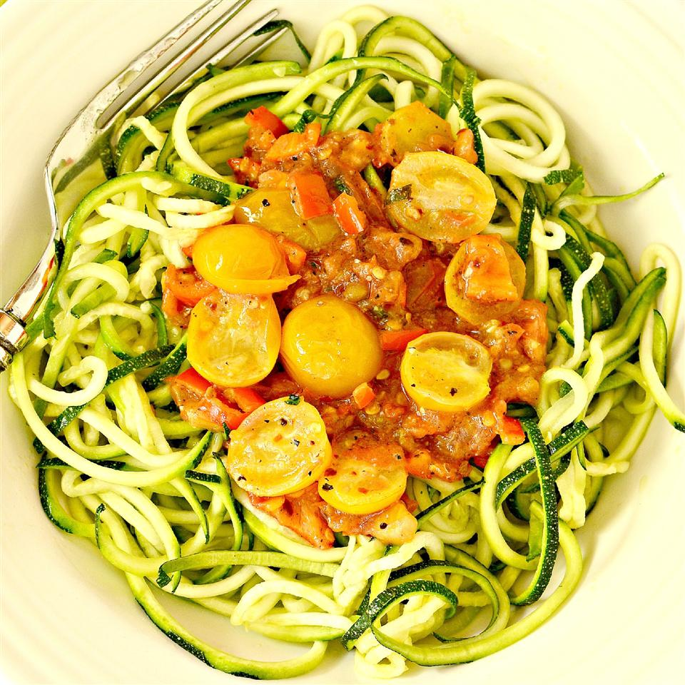 Sayguh's Spicy Olive Oil, Tomato and Lime Pasta Sauce bd.weld