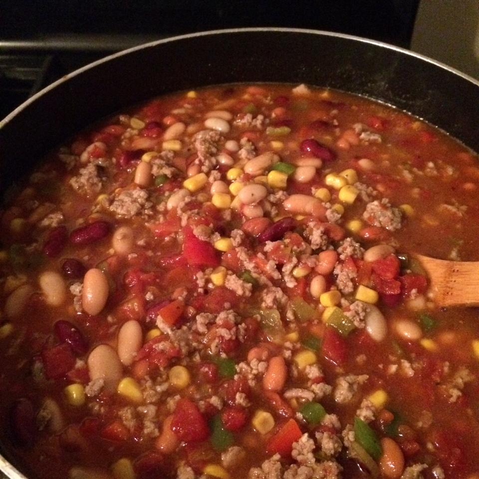 Firehouse Station 2 Healthy Chili Sharice