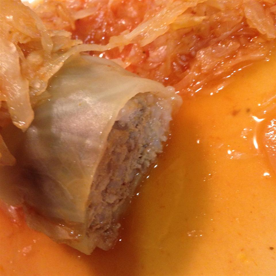 Cabbage Rolls III V. Low