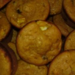 Sweet-Potato Muffins Sarah Jo