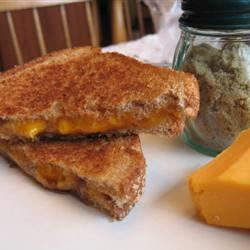 Sweet Grilled Cheese KitchenWitch