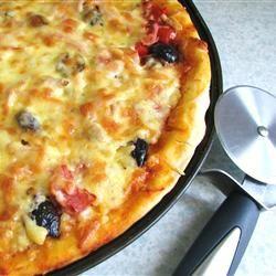 Pizza Crust I
