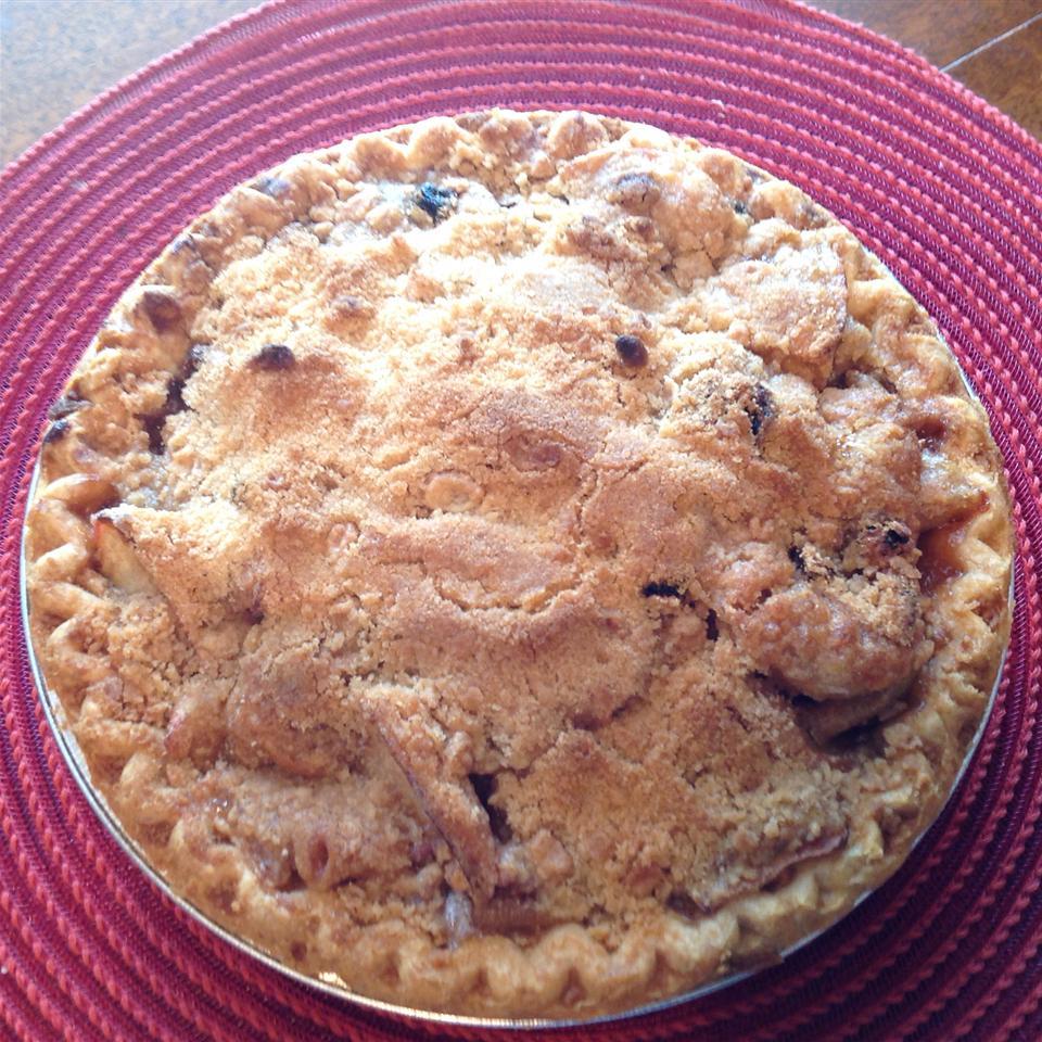Apple Crumb Pie Brian