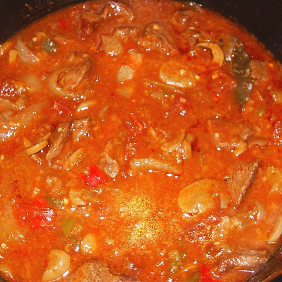 Spicy Beef Curry Stew for the Slow Cooker Holly J Chadwick