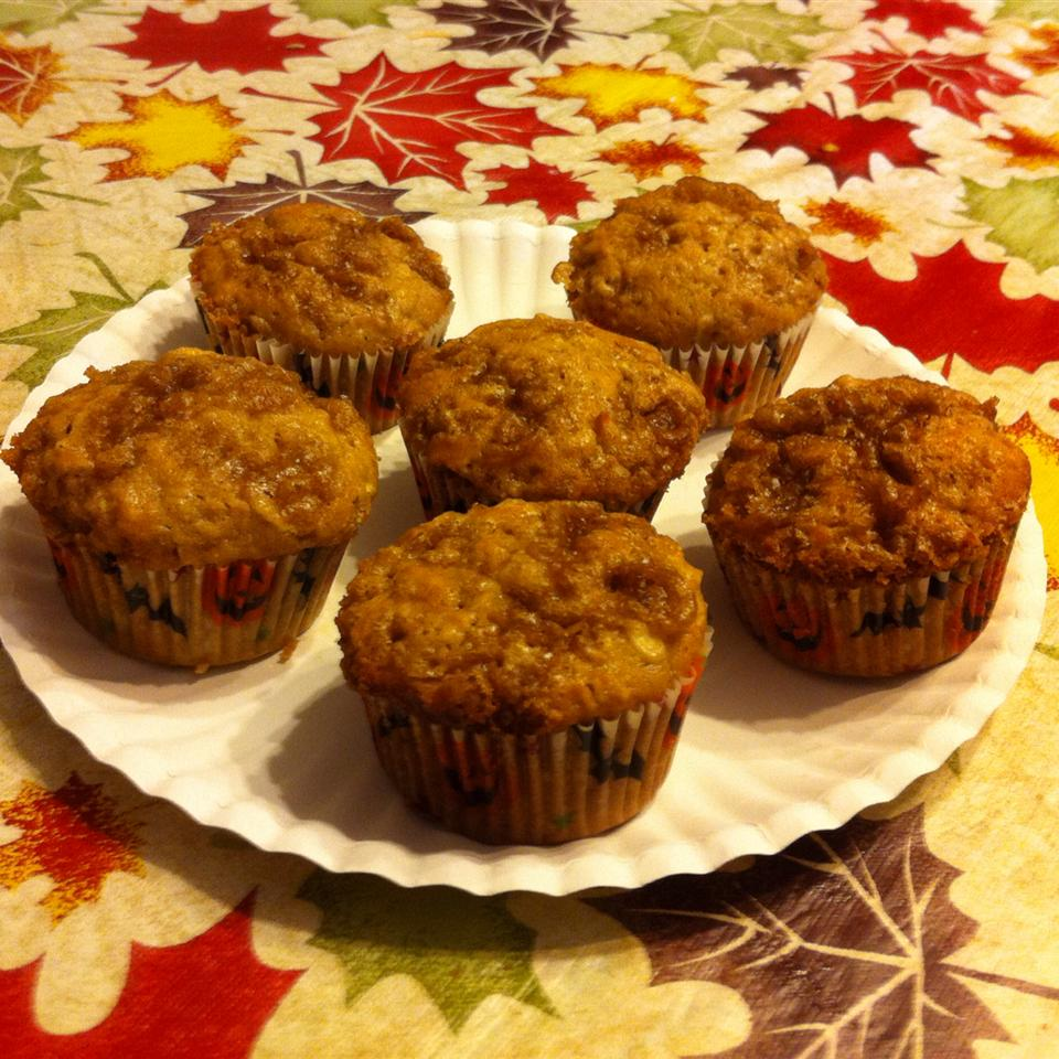 Apple Strudel Muffins CookingMonster97