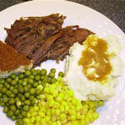 Simple Beef Flavored Gravy Monica Stiles Boles