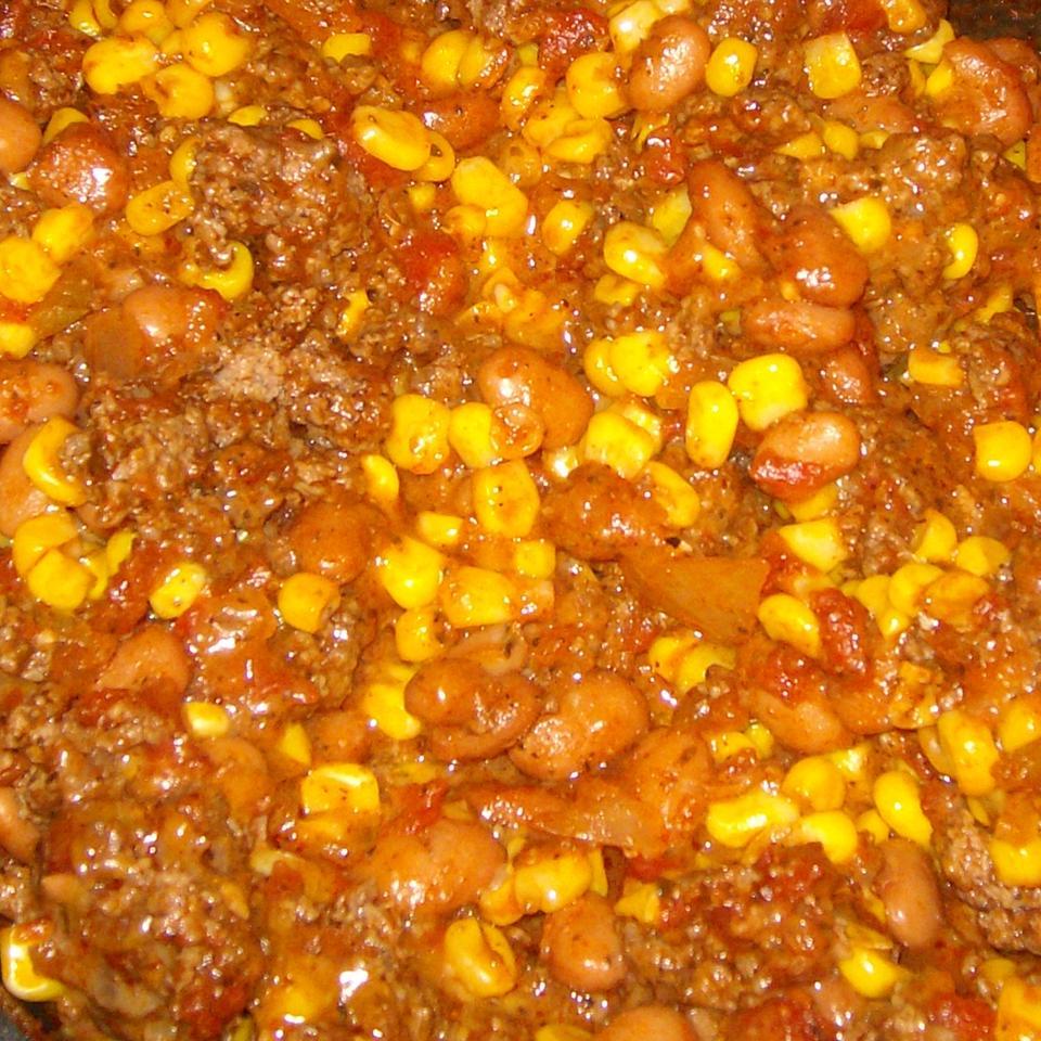 Skillet Burrito Bowl earlzey