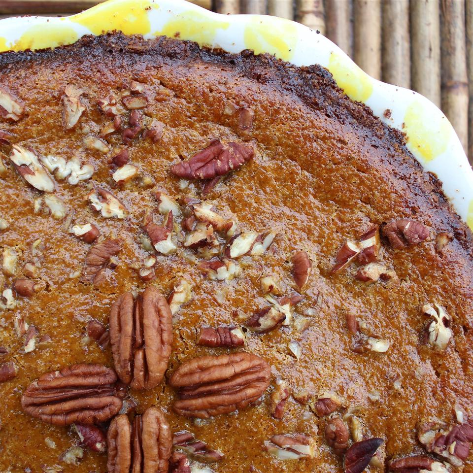 Pecan Pumpkin Pie II Jaana Smith Bauman
