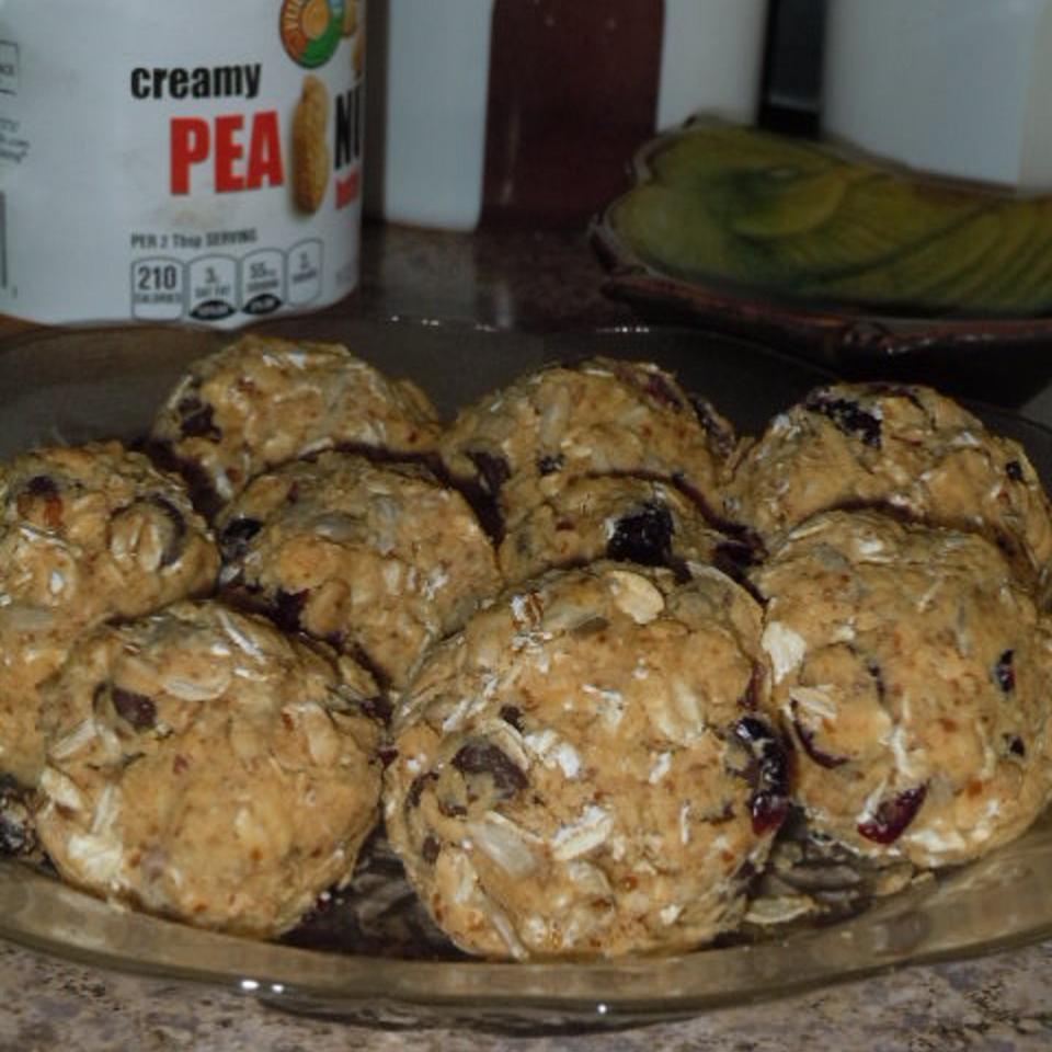 No-Bake Oatmeal Protein Bites Nancy Anne Morris Martin