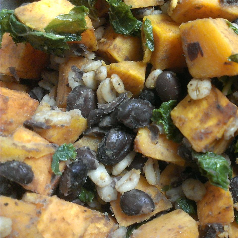 The West Seattle Sweet Potato and Kale Bowl Erin