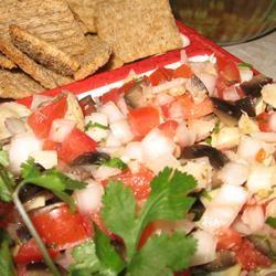 Mexi-Italian Salsa kareno