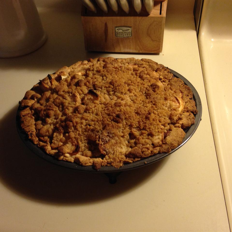 Apple Streusel Pie Erika