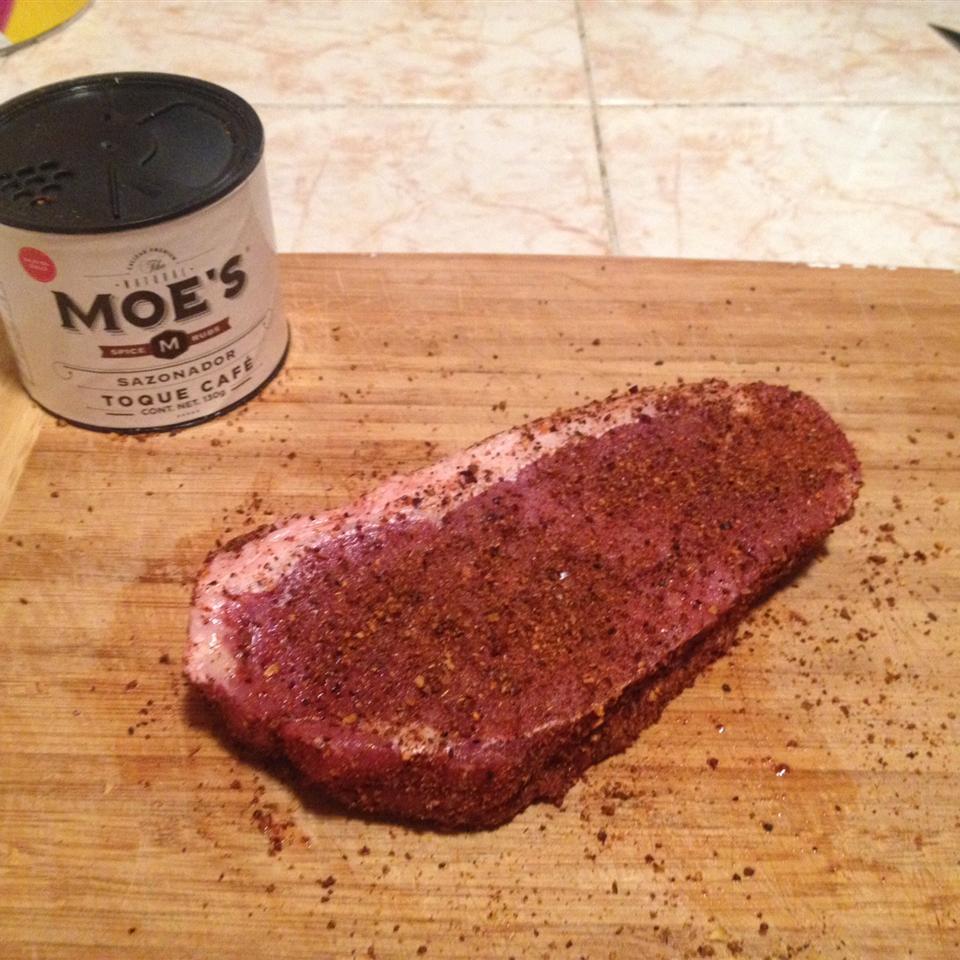 Steak Coffee Rub EToledo