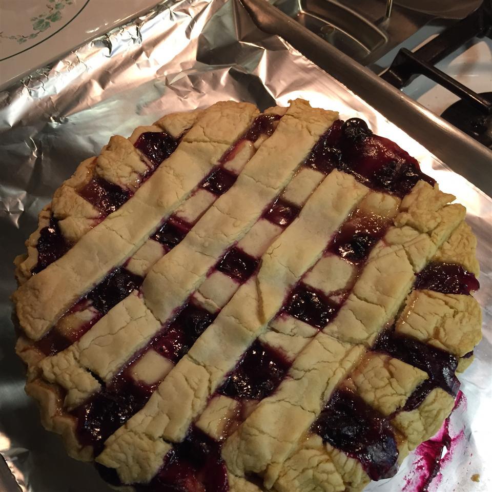 Concord Grape Pie III Chester Andrews