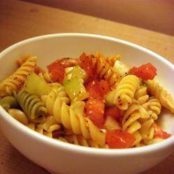 Rainbow Pasta Salad II MBKRH