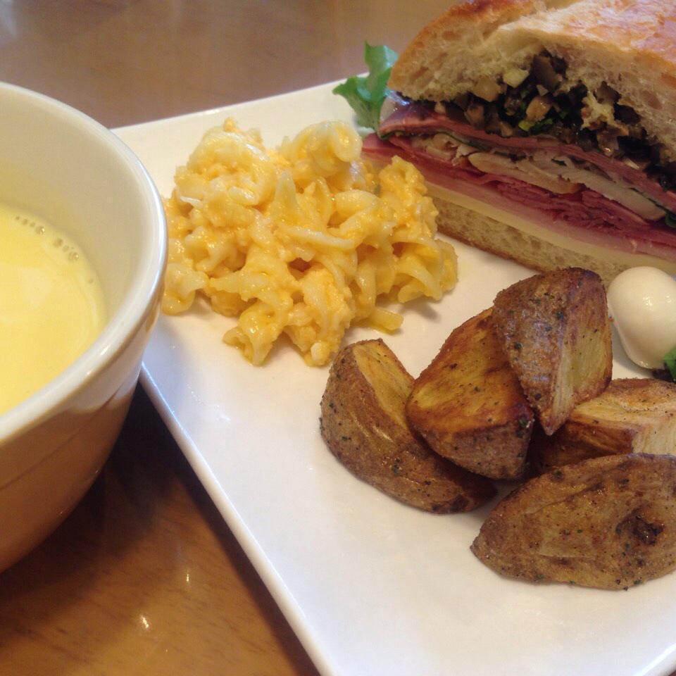 Joanne's Super Hero Sandwich nmatsumoto