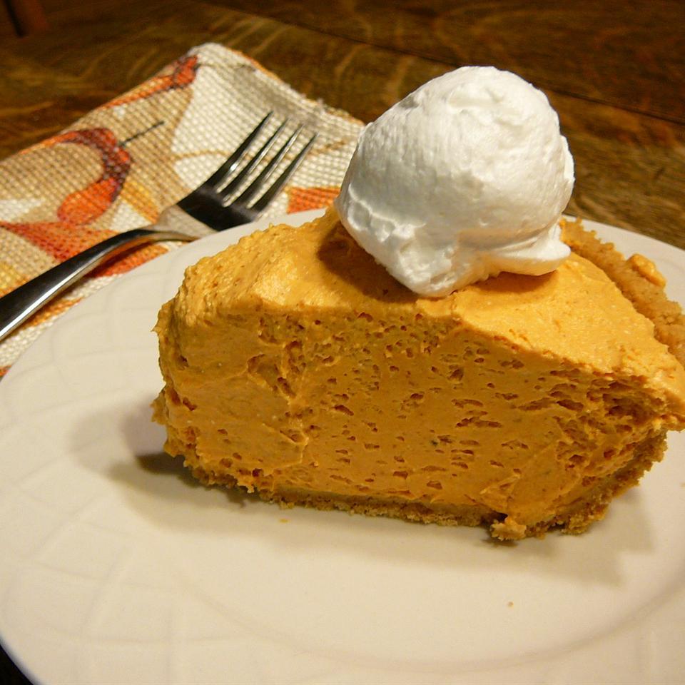 Whipped Pumpkin Pie Molly