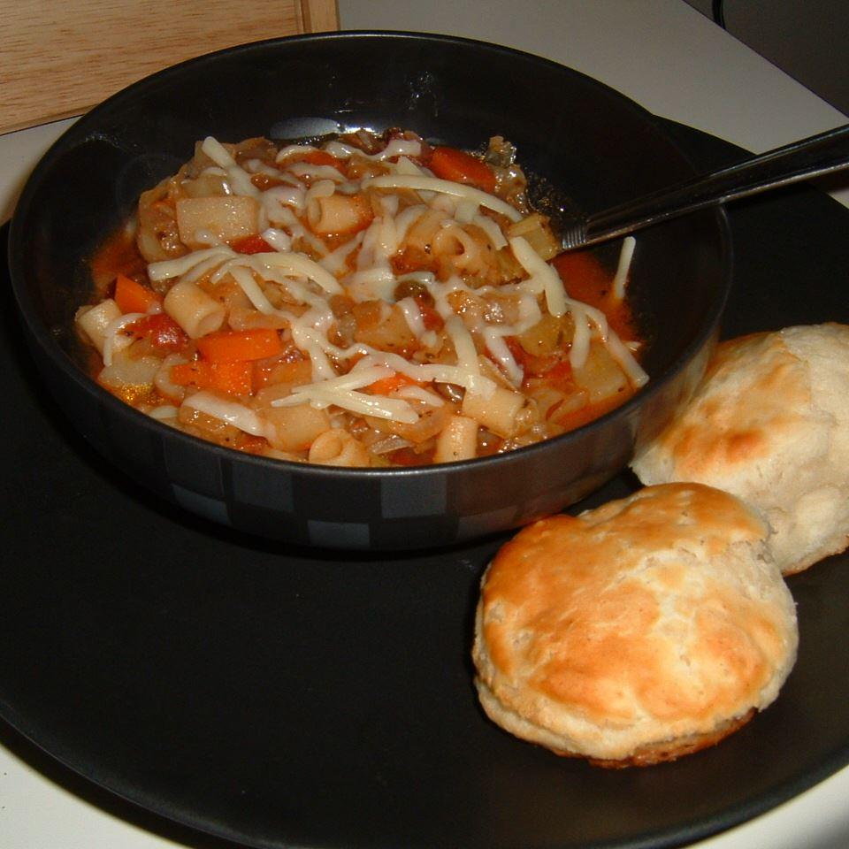 Minestrone Soup I Caroline C