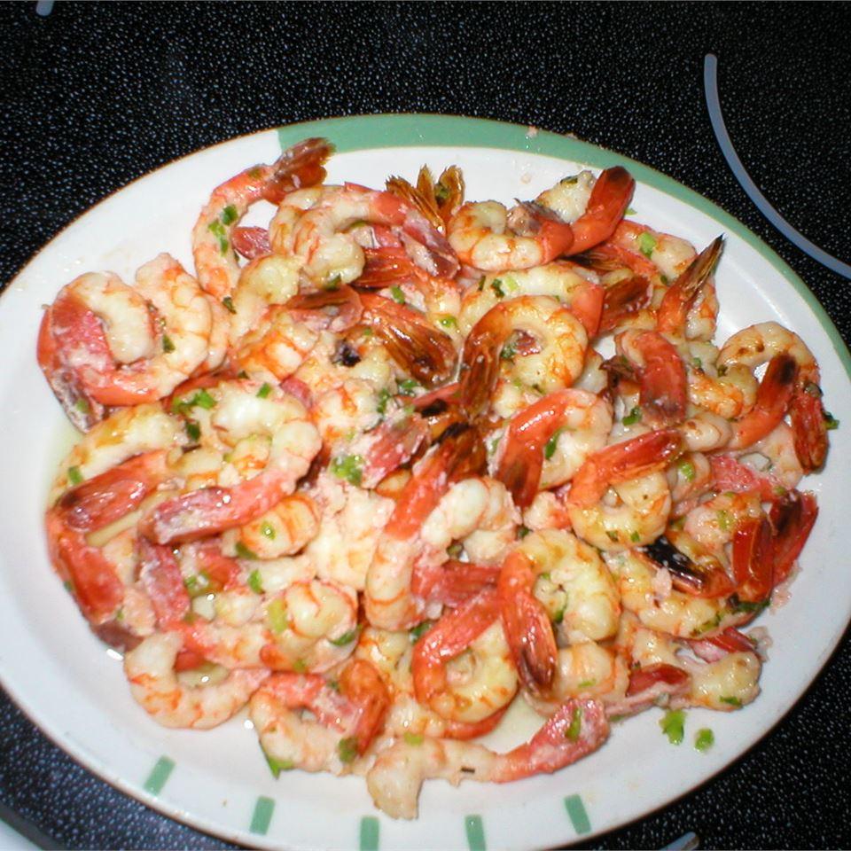 Broiled Shrimp Scampi CRYSTALEX69