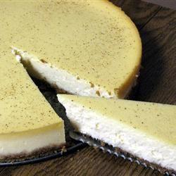 Kim's Eggnog Cheesecake BRIMAT143