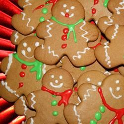 Gingerbread Cookies II D. Rutt