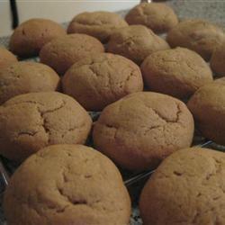Big Soft Ginger Cookies Benjamin Powell