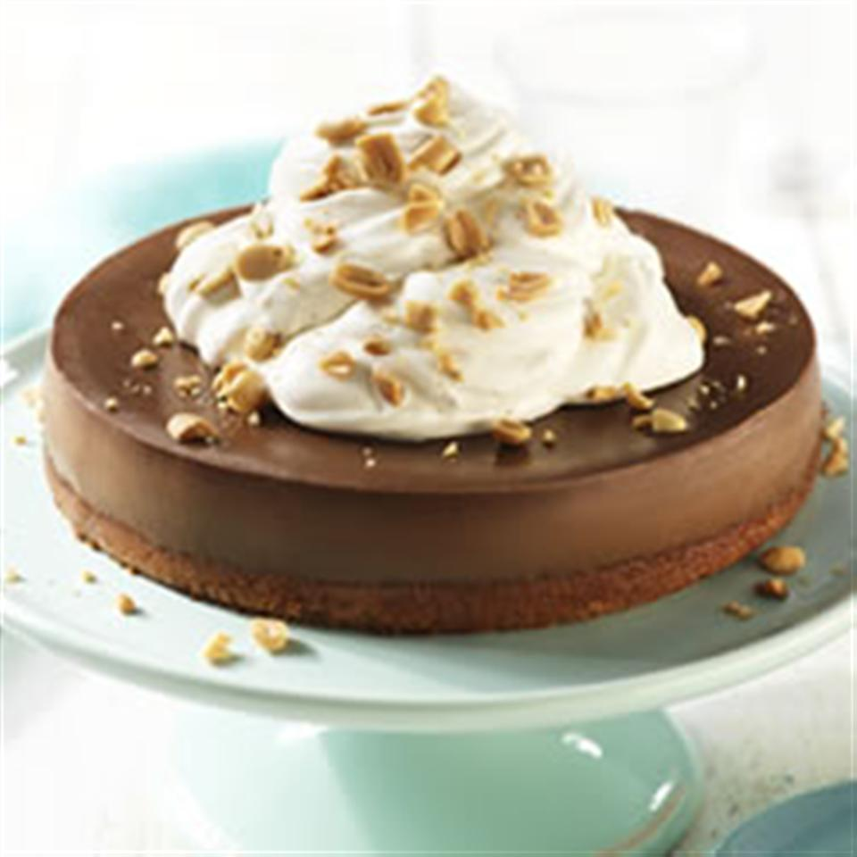 Peanut Butter-Chocolate Cheesecake Trusted Brands