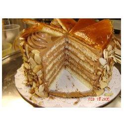 Dobos Torte BETTERBAKE