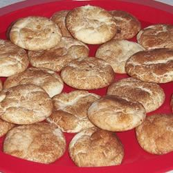 Mrs. Sigg's Snickerdoodles Kristin Cather