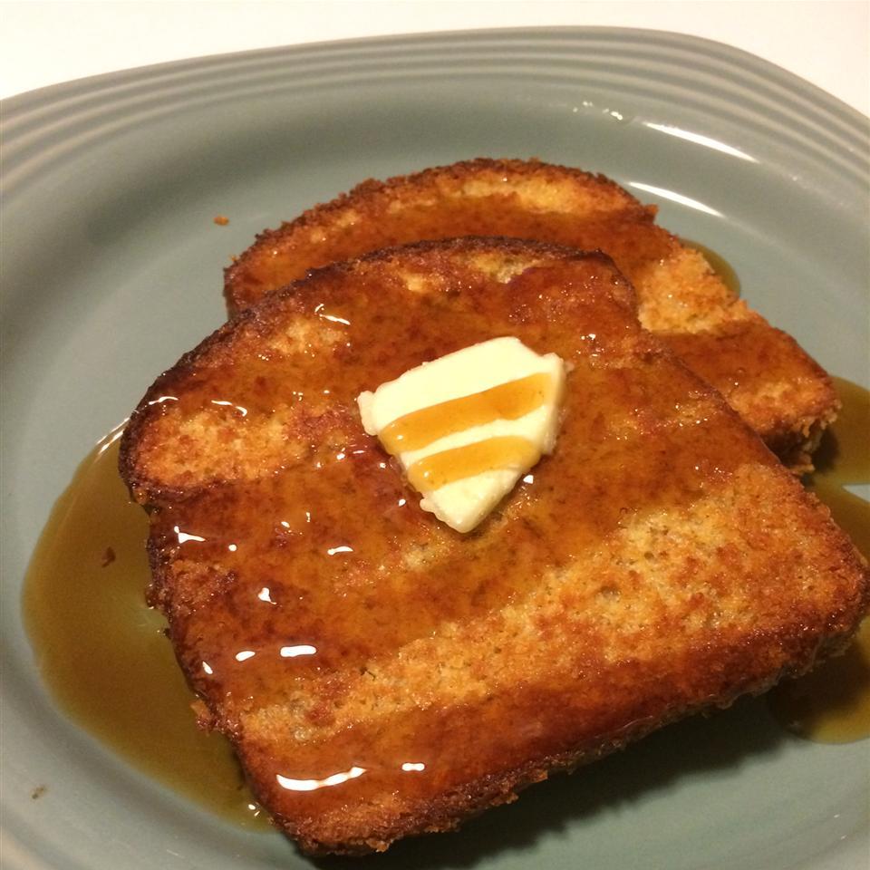 Crispy Baked French Toast Brad Pickett