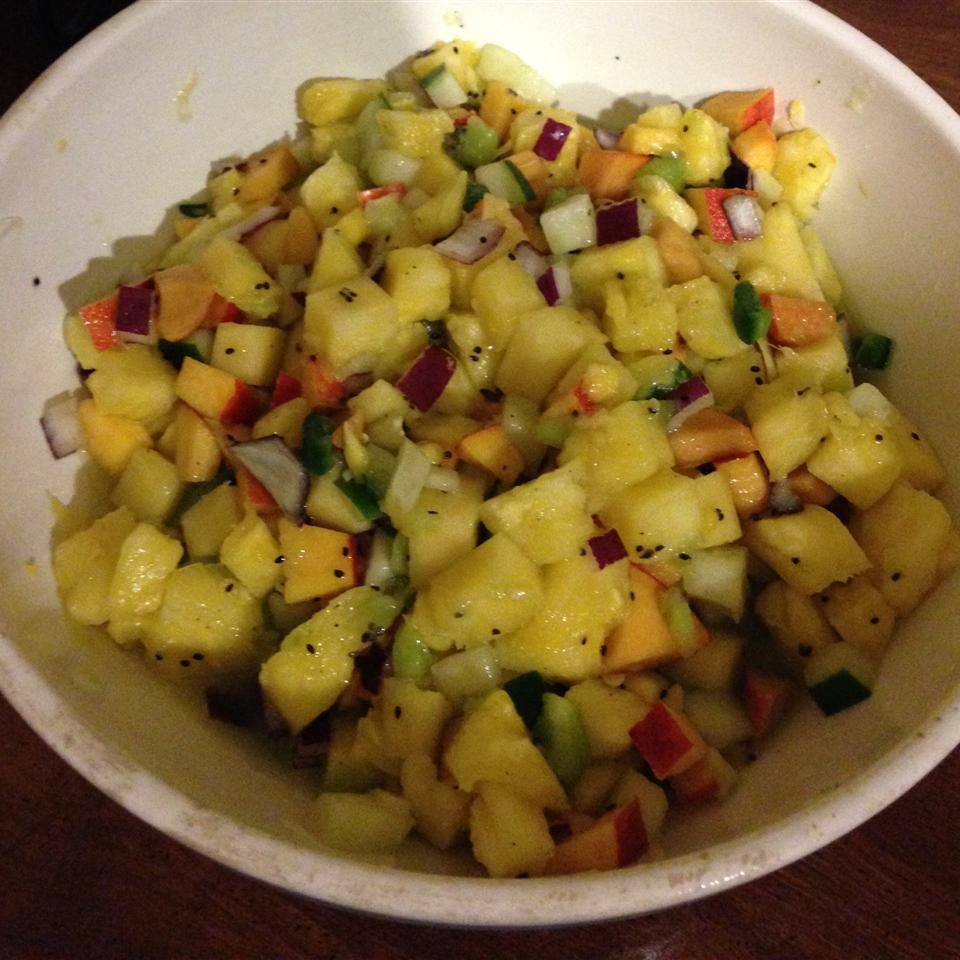 Fruity Chicken Salsa Ciarra