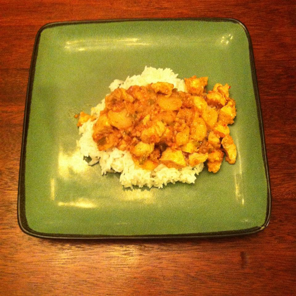 Kung Pao Chicken Sherry