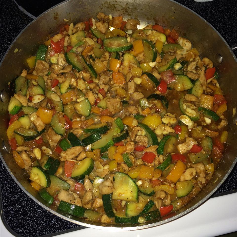 Frozen Vegetable Stir-Fry masithma