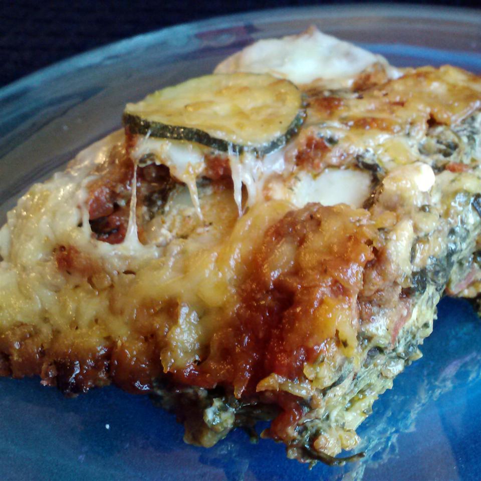 Lori's Spicy Chipotle Lasagna Sheila LaLonde