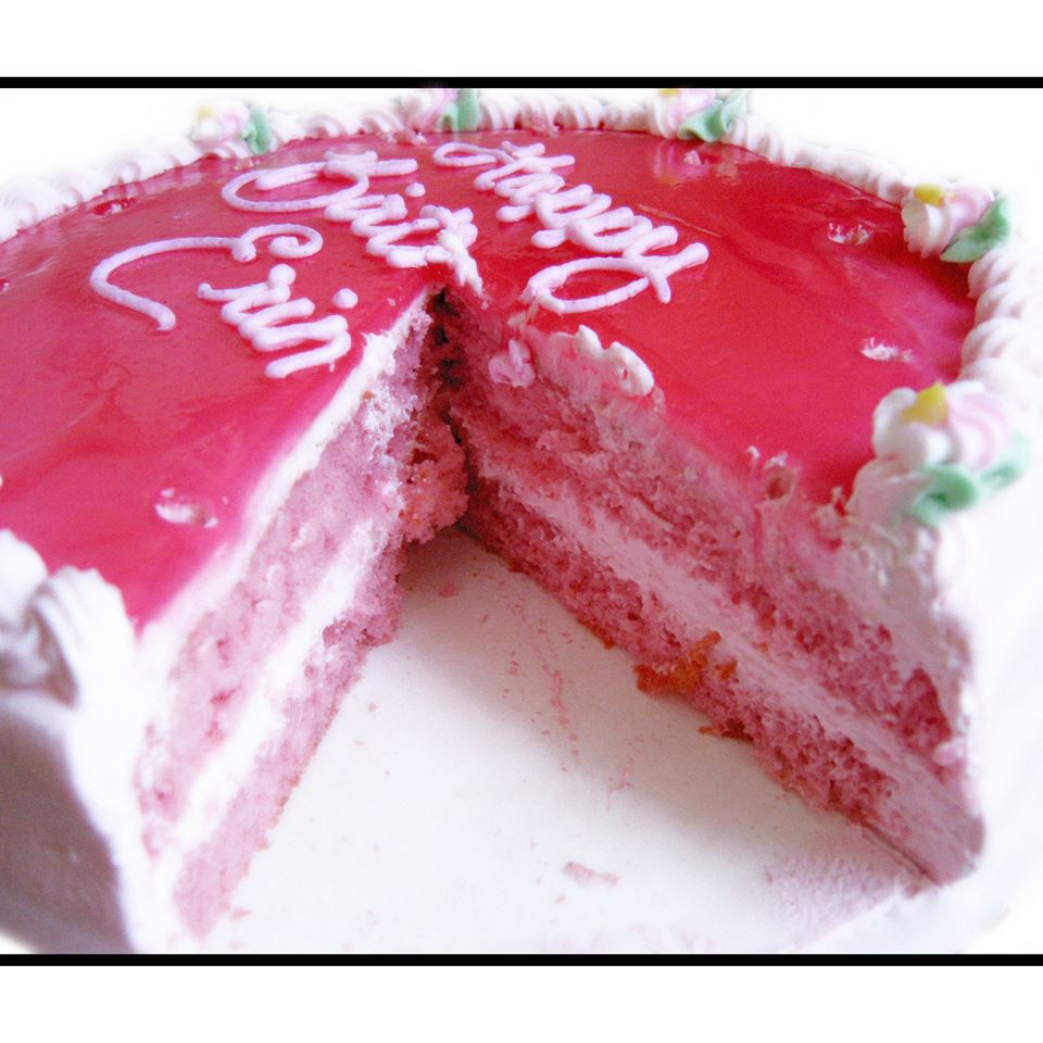 Guava Chiffon Cake foodaholic
