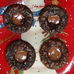 Peanut Butter Cup Brownies FARRA