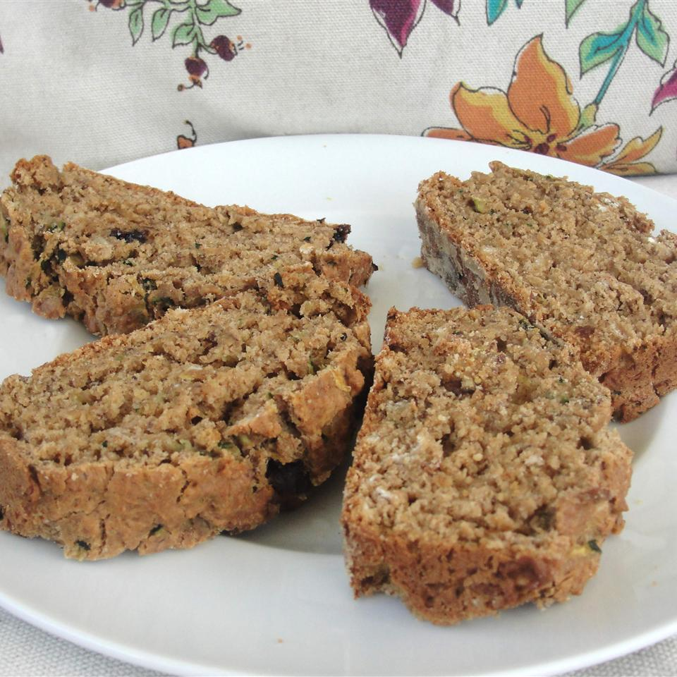 Kingman's Vegan Zucchini Bread Rock_lobster