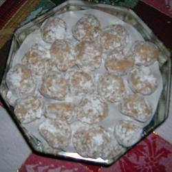 Coconut Rum Balls Lillie Lawler