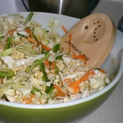 Chinese Cabbage Salad I TheCambodianCook