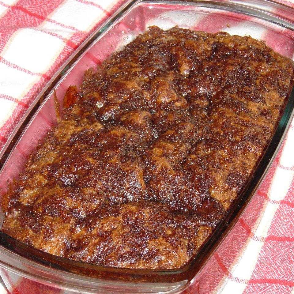 Rhubarb Bread I